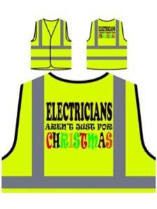 INNOGLEN electrician  safety vests