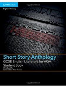 Chris Sutcliffe english literature  short stories
