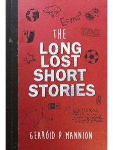 Gearoid  Mannion essay  short stories