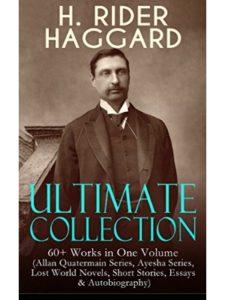 Henry Rider Haggard essay  short stories