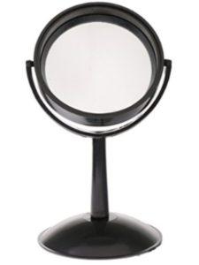 Sharplace experiment  convex mirrors