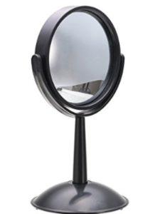 VIDOO experiment  convex mirrors