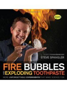 Steve Spangler exploding  science experiments