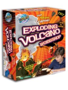 Wild Science exploding  science experiments