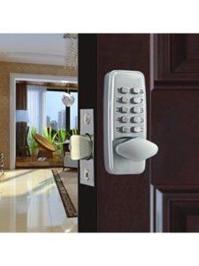 Sunsbell exterior door  combination locks
