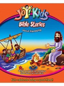 Ewald van Rensburg friendship  bible stories