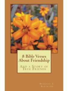 Marlene C. Bertrand friendship  bible stories