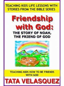 TATA VELASQUEZ friendship  bible stories