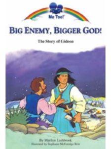 Marilyn Lashbrook gideon  bible stories