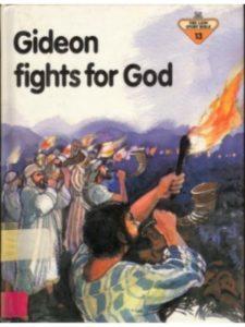 Penny Frank gideon  bible stories