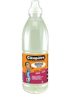 Cléopâtre   glue sticks slime without borax