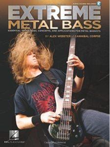 Hal Leonard Corporation guitar lesson  heavy metals