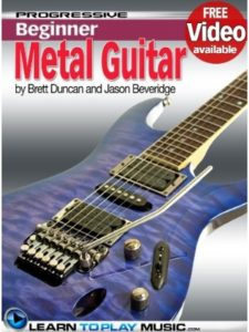 LearnToPlayMusic.com guitar lesson  heavy metals