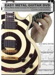 amazon guitar lesson  heavy metals