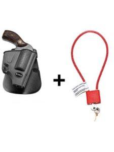 Fobus gun  cable locks