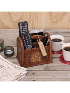amazon handmade  remote control holders