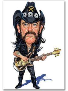 Ace Geordie Collectables    heavy metal arts