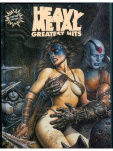 Heavy Metal Magazine    heavy metal comics