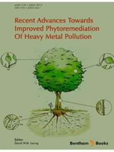 Bentham Science Publishers    heavy metal pollutions