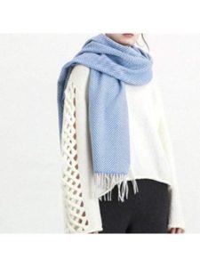 CWLLWC    herringbone blanket knitting patterns