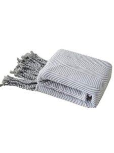 mx    herringbone blanket knitting patterns