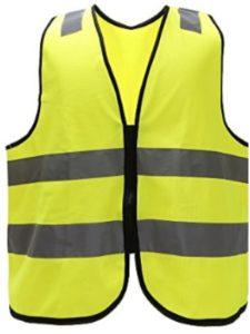 Yong Kang Lemmy hi viz  riding vests