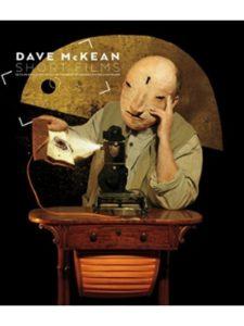 Dave McKean horse  short stories