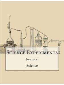 Wild Pages Press journal  science experiments