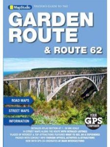 Map Studio karte  garden routes