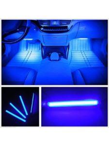 PANNIUZHE kits  automotive interior led lights