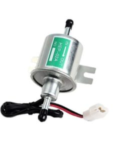Aussel kohler engine  electric fuel pumps