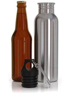 Diadia koozie  stainless steel beer bottles