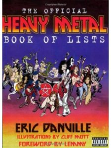 Backbeat Books list  heavy metals