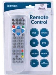 World Quality Remote Control list  universal remote controls