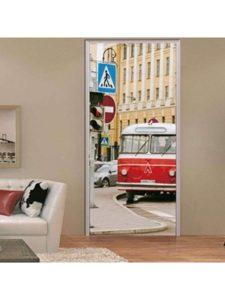 Katylen-Door sticker location  st petersburgs