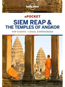 Lonely Planet angkor wat