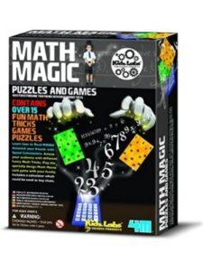 4M    magic trick science experiments