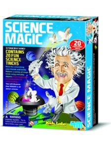 Green Science Kit    magic trick science experiments