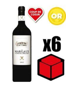 Margaux du Château de Malleret margaux  bordeaux wines