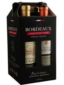 Bordeaux Gift Pack medoc  bordeaux wines