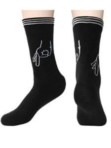 MIGOU meme  socks