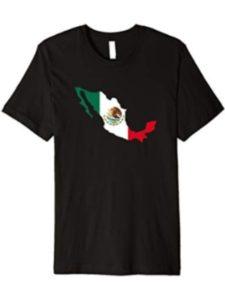 Flags & Places Tshirts merida  mexico cities