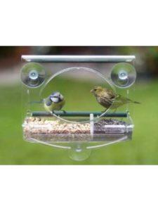 Meripac Limited window bird feeder