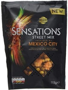 Walkers Snack Foods Ltd.   mexico cities without duty