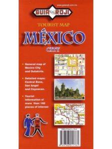 Guia Roji    mexico city tourists