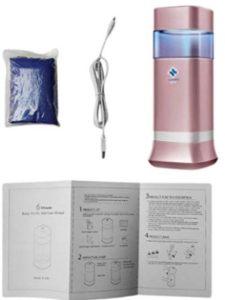 Harlls milk bottle  uv sterilizers