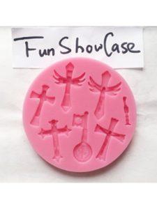 FUNSHOWCASE mold  hot glue sticks