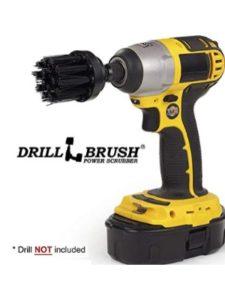 Drillbrush mortar  brick ovens
