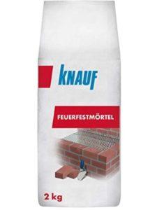 Knauf mortar  brick ovens
