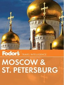 Fodor's Travel moscow tour  st petersburgs